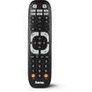 Telecomanda universala Hama 6in1 Pentru TV / DVD / STB / VCR / AUX / DVBT Negru