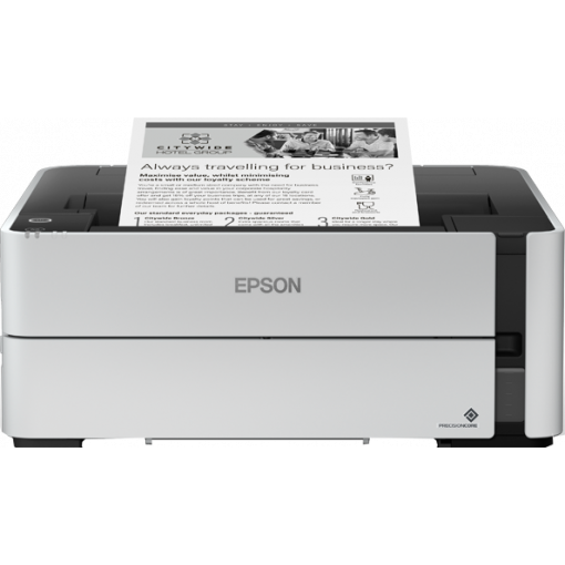 Imprimanta inkjet monocrom EcoTank M1140 CISS Duplex A4 1200x2400dpi USB thumbnail