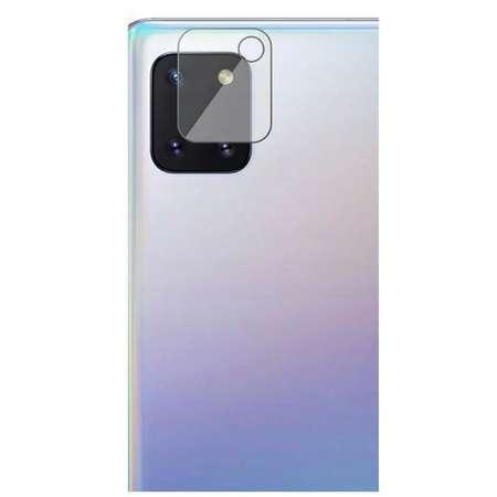 Folie protectie camera foto 3MK Flexible Glass Samsung Galaxy Note 10 Lite 4-Pack