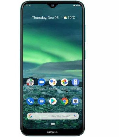 Telefon Mobil 2.3 Dual Sim 6.2 Inch Quad Core 32gb 4g Green