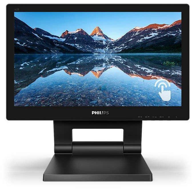 Monitor 162b9t 15.6 Inch 4ms Black