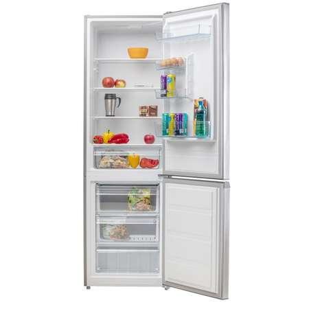 Combina frigorifica LDK CF 278 271 Litri Clasa A+ Inox
