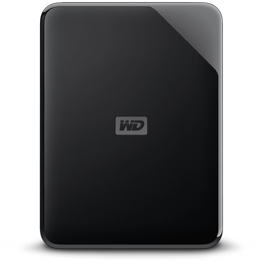 Hard Disk Extern Elements Se 1tb Usb 3.0 2.5 Inch Black