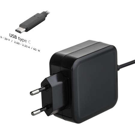 Incarcator laptop AKYGA AK-ND-70 20V / 3.25A 65W USB type C 1.2m