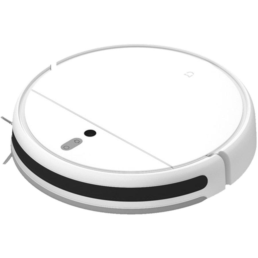 Aspirator Robot Mi Vacuum Mop 1c Putere Aspirare 2500pa Filtrul Hepa Baterie Li-ion Senzor Optic Alb
