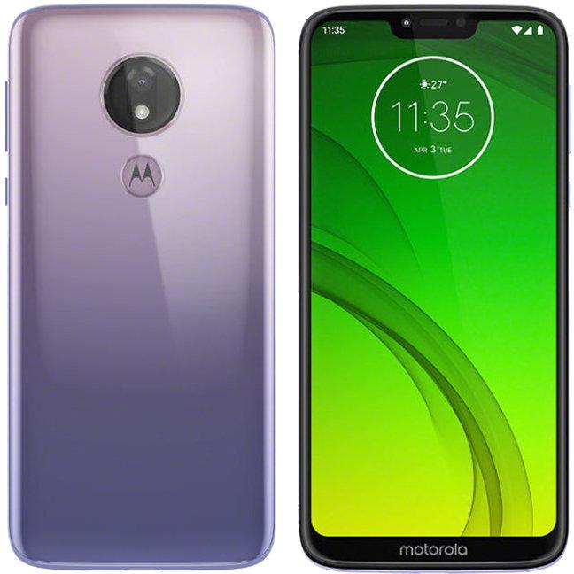 Telefon Mobil Moto G7 Power 64gb 4gb Ram 4g Dual Sim Violet
