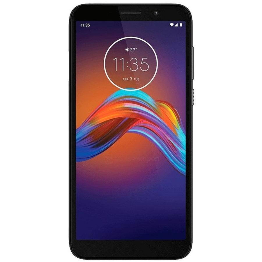 Telefon mobil E6 Play 32GB 2GB Dual SIM 4G Steel Black