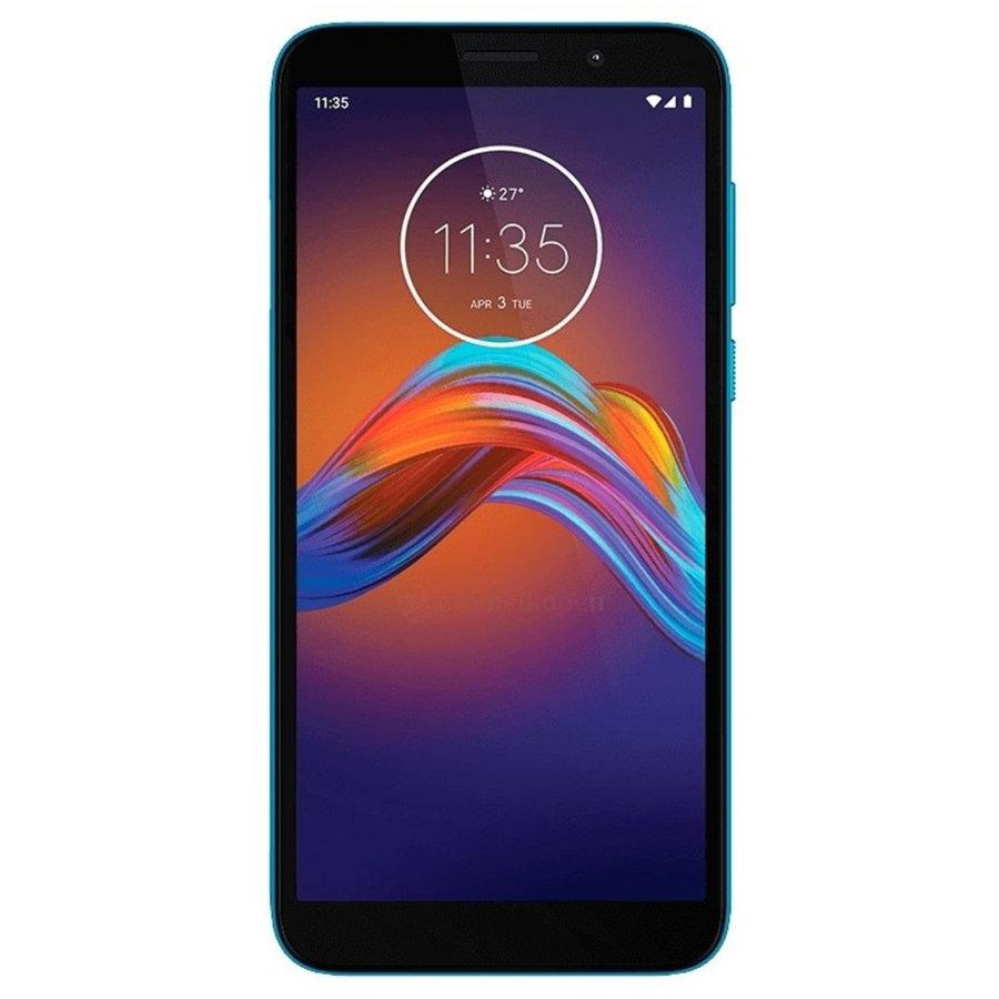 Telefon mobil E6 Play 32GB 2GB Dual SIM 4G Ocean Blue