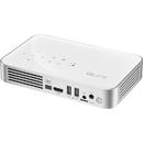 LED Full HD Qumi Q38 600 lumeni Alb