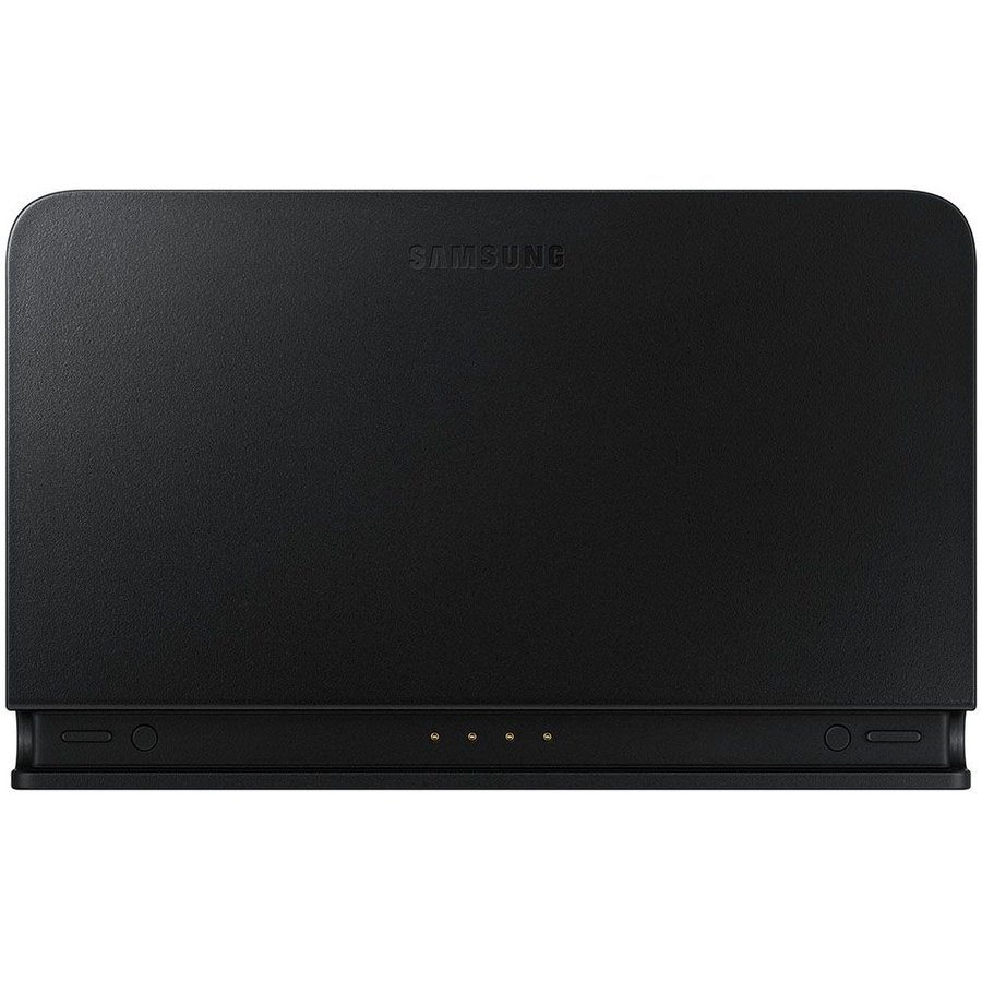 Stand De Birou Pentru Incarcare Tip Pogo Ee-d3100tbegww Pentru Galaxy Tab S4 T835/tab A 10.5 Inch T595 Black