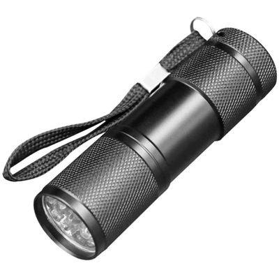Lanterna UV 9LANT365 profesionala 365nm 9 led-uri thumbnail
