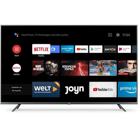 Televizor Xiaomi LED Smart TV L55M5-5ASP 139cm Ultra HD 4K Black