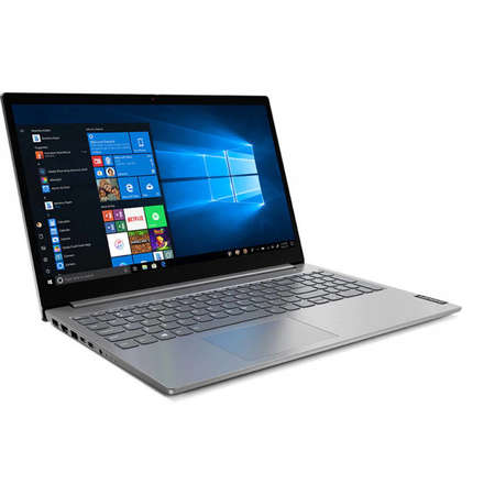 Laptop Lenovo ThinkBook 15-IML 15.6 inch FHD Intel Core i5-10210U 8GB DDR4 512GB SSD FPR Mineral Gray