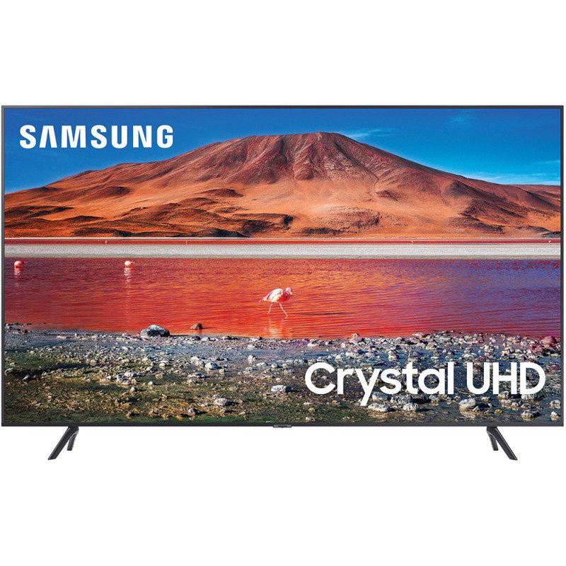 Televizor Led Smart Tv Ue58tu7102kxxh 147cm Ultra Hd 4k Carbon Silver