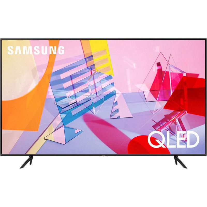 Televizor QLED Smart TV QE58Q60TAUXXH 147cm Ultra HD 4K Black