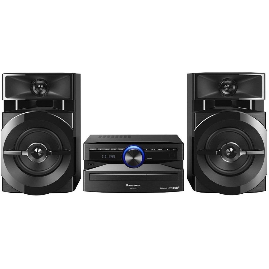 Sistem audio SC-UX100E-K 300 W Bluetooth Negru