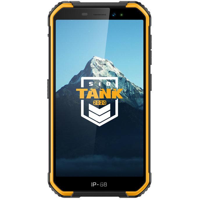 Telefon Mobil S10 Tank 2020 Yellow