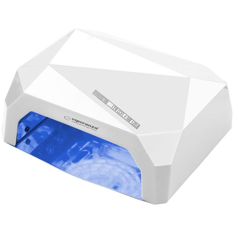 Lampa UV pentru unghii EBN002W 36W 12xled temporizator Alb