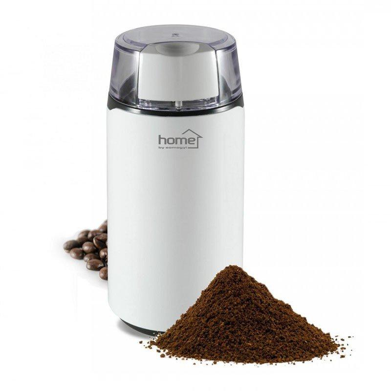 Rasnita electrica de cafea HGKD40 150W 2 lame inox Alb