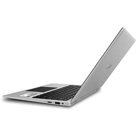 Ultrabook Allview AllBook Y-100 11.6 inch FHD Intel Celeron N4000 4GB DDR4 32GB Flash Intel UHD Graphics Windows 10 Home Grey