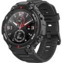 Smartwatch Amazfit T-Rex Rezistent la apa 5ATM Ecran  AMOLED 1.3inch Rock Black
