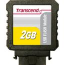 TS2GUFM-V 2GB USB 10pin Vertical Bulk