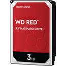 Red 3TB SATA-III 5400RPM 256MB