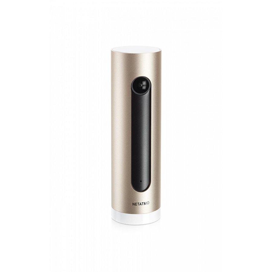 Camera de supraveghere smart Welcome Interior Control Wi-Fi Recunoastere faciala Compatibila cu iOS si Android