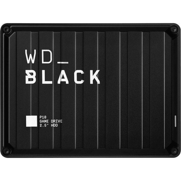 Hard Disk Extern Black P10 Game Drive 3tb Usb 3.0 2.5 Inch Black
