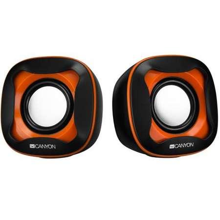 Boxe Canyon CNS-CSP202BO Black Orange