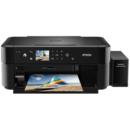 Imprimanta inkjet Epson L810 A4 Black