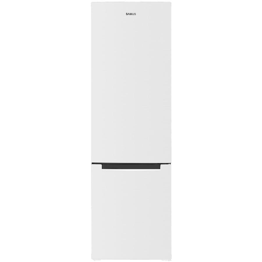 Combina frigorifica SCW340A+ Volum net total 273 litri Clasa A+ Lumina interioara tip LED Alb