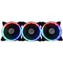AURORA RGB 120 mm Controller Telecomanda  42 CFM 1500 RPM