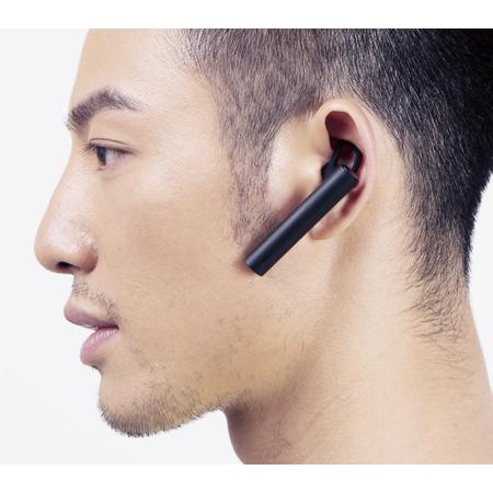 Casca Xiaomi Mi Bluetooth Headset Basic Autonomie de 3.5 ore in convorbire Black
