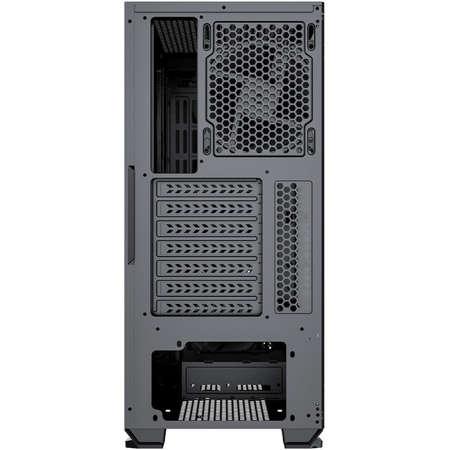 Sistem Gaming Titan v3 Powered by ASUS Intel Core i3-9100F Quad Core 3.6 GHz 8GB RAM DDR4 SSD 240GB + HDD 1TB nVidia GeForce GTX 1650 SUPER TUF Gaming O4G 4GB GDDR6 128bit Free DOS Black