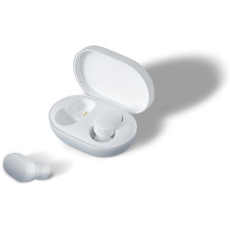 Casti Audio Xiaomi Mi True Wireless Earbuds Raza de actiune pana la 10m White