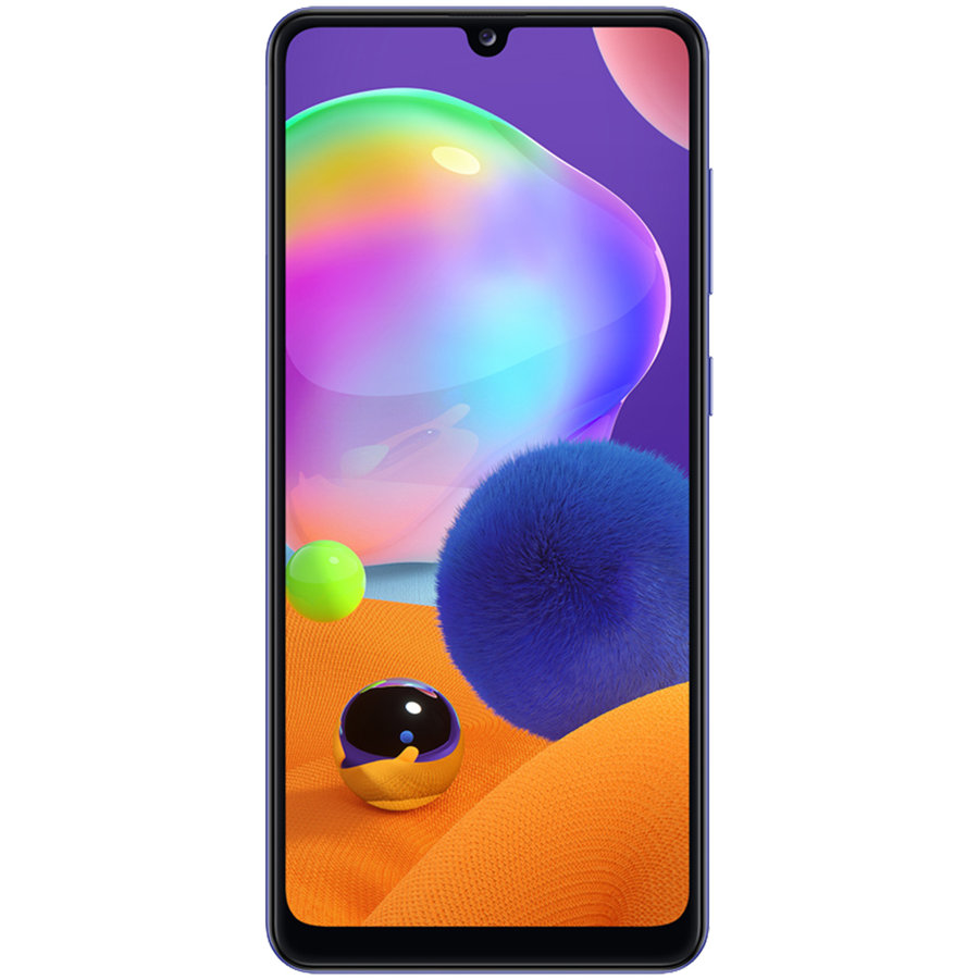 Telefon mobil Galaxy A31 A315G-DS 128GB 6GB RAM Dual Sim 4G Prism Crush Blue