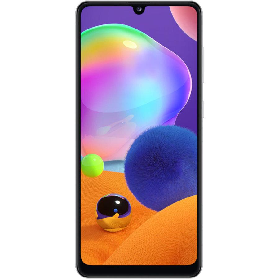 Telefon mobil Galaxy A31 A315G-DS 128GB 6GB RAM Dual Sim 4G Prism Crush White