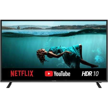Televizor Allview LED Smart TV 50ATS5100-UN 127cm Ultra HD 4K Black Silver