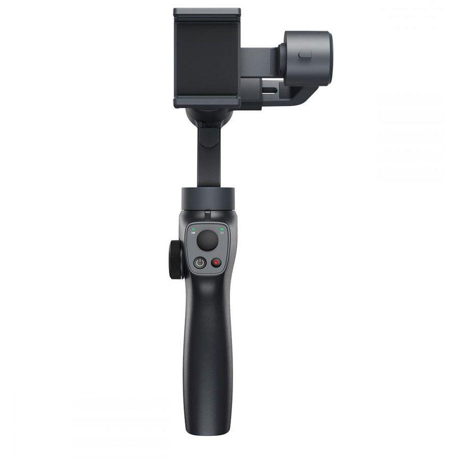 sistem de stabilizare baseus gimbal 3 axe pentru telefoane mobile negru 820428 - Cel mai bun Stabilizator | Telefon, GoPro sau DSLR