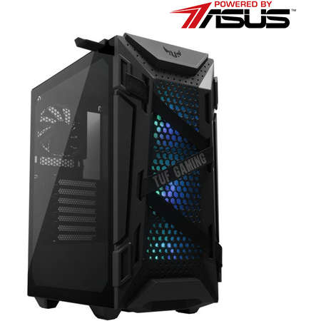 Sistem desktop Powered by ASUS Venom Intel Core i7-9700K Octa Core 3.6 GHz 16GB RAM DDR4 SSD 512GB HDD 1TB Asus nVidia GeForce RTX 2070 SUPER EVO OC O8G 8GB GDDR6 256bit Free DOS