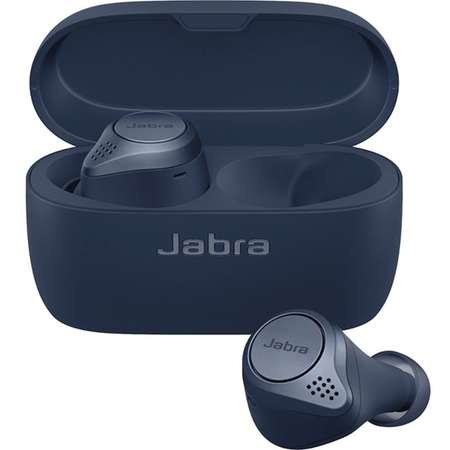 Casti Wireless Jabra Elite Active 75t Blue