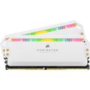 Dominator Platinum RGB 32GB (2x16GB) DDR4 3200MHz CL16 1.35V White Dual Channel Kit