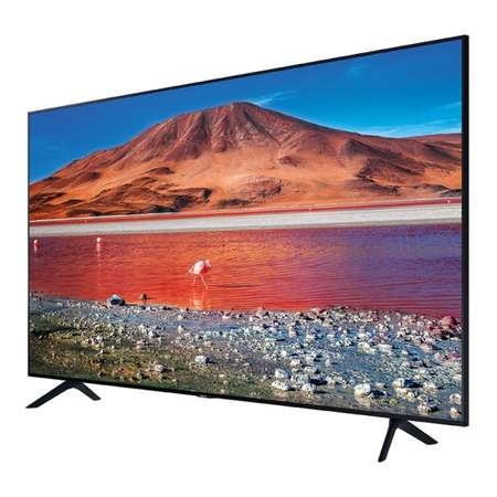 Televizor Samsung LED Smart TV UE43TU7072 109cm Ultra HD Crystal 4K Black