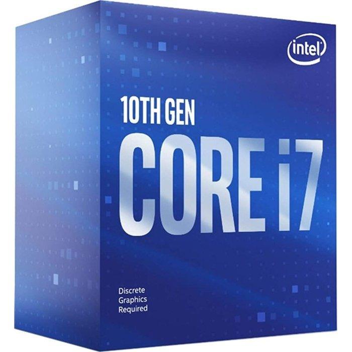 Procesor Core I7-10700f 2.9ghz Socket Fclga1200 Box