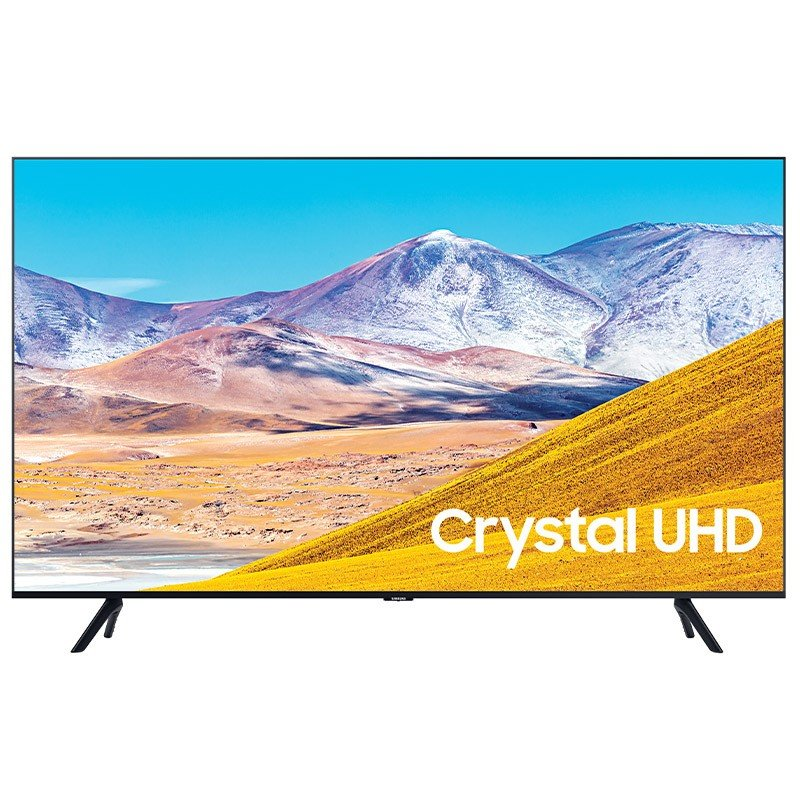 Televizor Led Smart Tv Ue55tu8072 139cm Crystal 4k Black