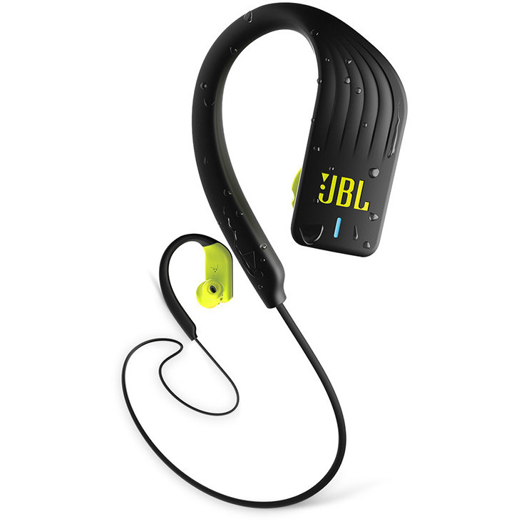 Casti Endurance Sprint Black Lime