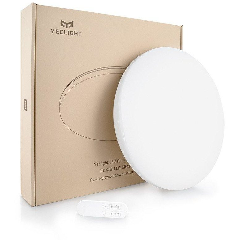 Plafoniera LED Smart Light Xiaomi Galaxy 450 WiFi Telecomanda Alb