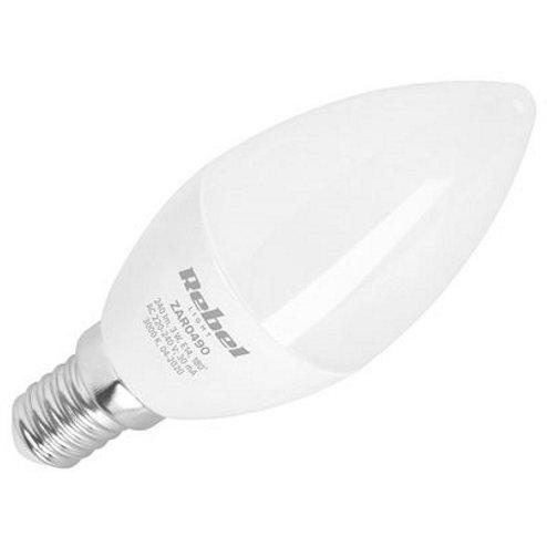 Bec LED 3W E14 3000K 230V