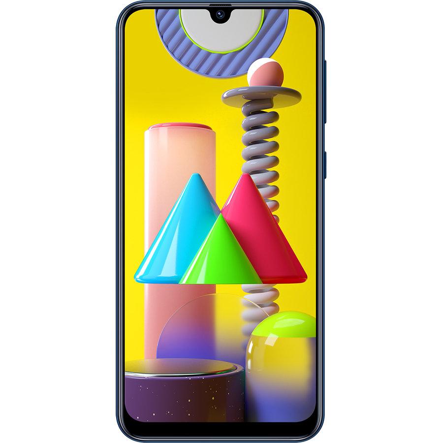 Telefon mobil Galaxy M31 M315FD 128GB 6GB RAM Dual Sim 4G LTE Blue